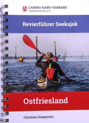 Foto zur Meldung: LKV-Niedersachsen veröffentlicht Revierführer Ostfriesland Mit dem Seekajak das niedersächsische Wattenmeer erleben