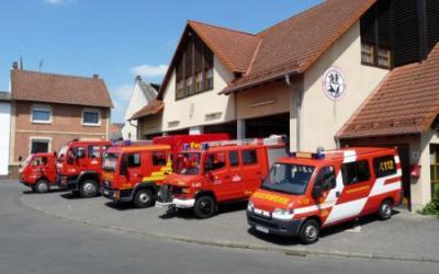 Symbolbild - Feuerwehrhaus Krofdorf-Gleiberg