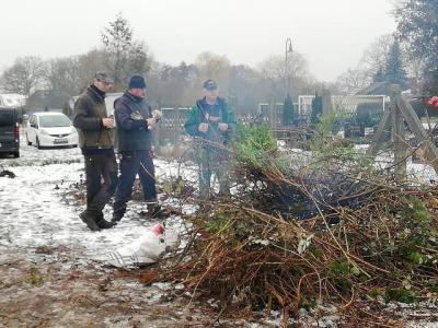 Vorschaubild zur Meldung: Landfrauengarten erwacht aus Dornröschenschlaf