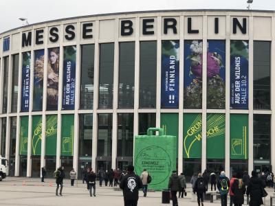 Bild der Meldung: Grüne Woche 2019. Berlin. Vielfalt rund um ein Thema. Ernährung.