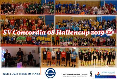 Foto zur Meldung: SV Concordia 08 Hallencup 2019