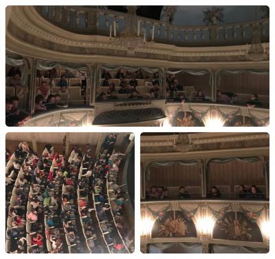 Foto zur Meldung: Großes Theater in Passau