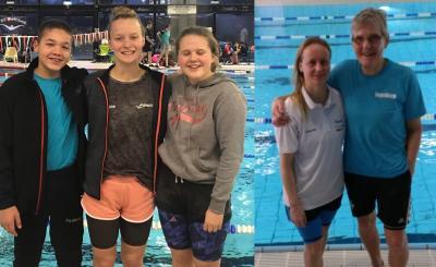 Vorschaubild zur Meldung: Schwimmerfolge bei den TSV Schleswigern