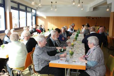 Vorschaubild zur Meldung: Neujahrsempfang VdK-Ortsverband Brandoberndorf
