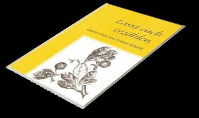 Buchlesung mit Frieder Schardt