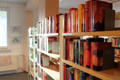 Foto zur Meldung: Bibliotheks-Eröffnung verzögert sich