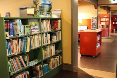 Vorschaubild zur Meldung: Winterferien in der Bibliothek