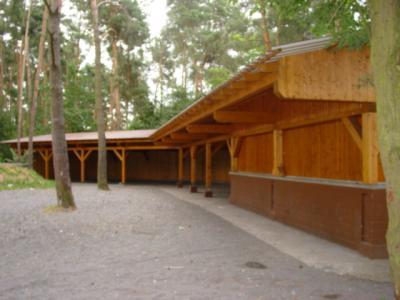 Foto zur Meldung: Festplätze und Grillhütten online buchen