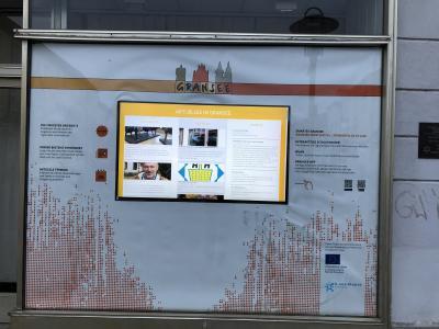 Vorschaubild zur Meldung: Interaktives Schaufenster und W-Lan aktiv