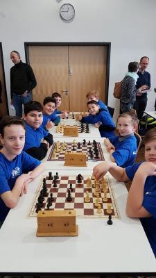 Vorschaubild zur Meldung: Teilnahme an den Pfälzischen Schulschachmeisterschaften 2019