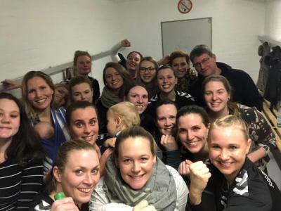 Vorschaubild zur Meldung: FSG Damen setzen Siegesserie auch in 2019 fort und gewinnen 37:22 gegen die TG Eltville