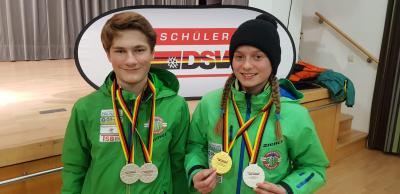Foto zur Meldung: Erfolgreiche Wintersportler