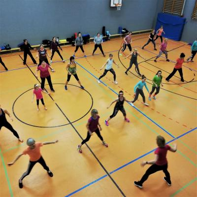 Vorschaubild zur Meldung: Sensationell guter Sport- und Fitnesstag!