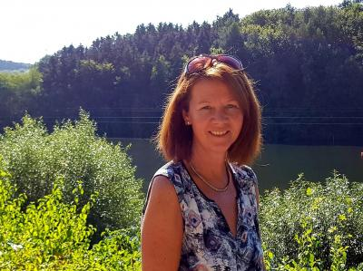 Foto zur Meldung: Nicola Hoffmann - neue Geschäftsführerin stellt sich vor