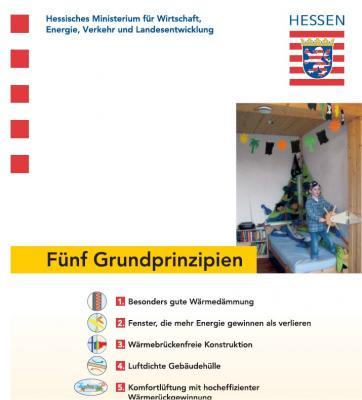 Foto zur Meldung: Die HESA informiert: Das Passivhaus – Effizienz und Behaglichkeit