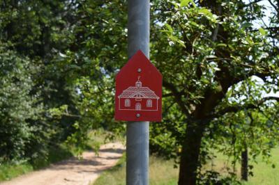 Vorschaubild zur Meldung: AG ECO-Pfad Kulturgeschichte Ahlberg-Mariendorf: Geführte Winterwanderung mit Glühwein u. Schmalzenbrot in der Grillhütte
