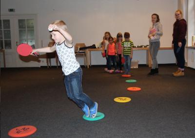 Vorschaubild zur Meldung: Tischtennis motiviert bereits im Kindergarten