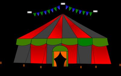 Vorschaubild zur Meldung: Zirkus Phantasia kommt