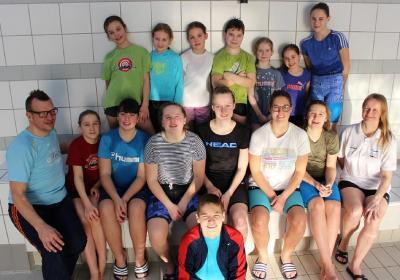 Vorschaubild zur Meldung: Bezirks- & Kreismeisterschaft der Schwimmer in Rendsburg