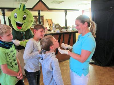 Foto zur Meldung: Tag der Zahngesundheit