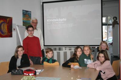 Foto zur Meldung: Kreativtreff für Jung und Alt