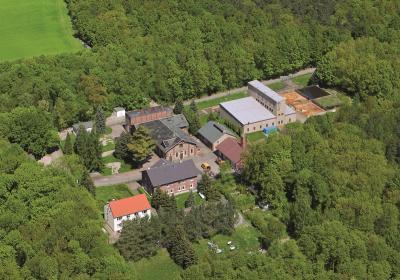Seit mehr als 120 Jahren versorgt das Wasserwerk Naunhof 1 zuverlässig mit Trinkwasser (Bildqelle: LVV GmbH)
