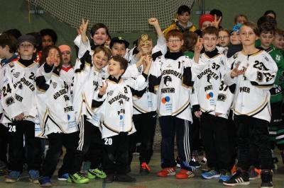 Vorschaubild zur Meldung: Schüler bereiten sich auf die neue Hockeysaison vor