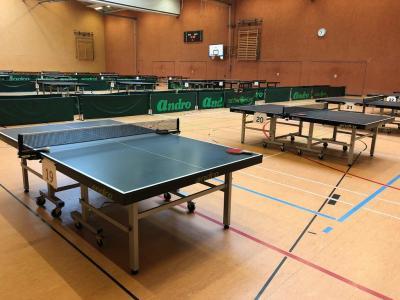 Vorschaubild zur Meldung: Tischtennisturnier 2019