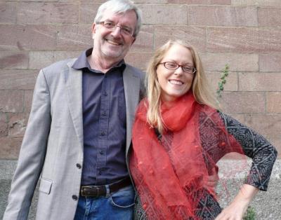 Wolfgang Burger & Hilde Artmeier