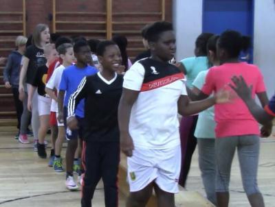 Vorschaubild zur Meldung: Zweifelderball-Turnier 2019