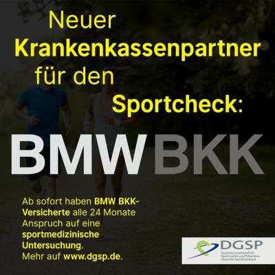 Bild der Meldung: Neuer Krankenkassenpartner: BMW BKK
