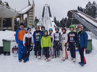 Foto zur Meldung: Erfolgreiches Wettkampfwochenende für WSC Sportler