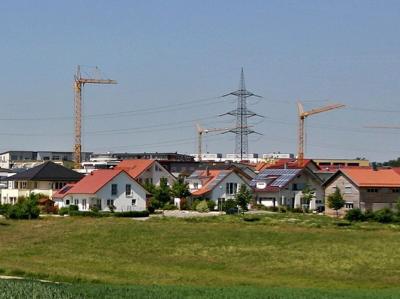 Foto zur Meldung: Entwicklung der Rehfelder Infrastruktur