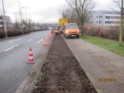 Foto zur Meldung: Umsetzung des Grünflächenaktionsplans der Gemeinde