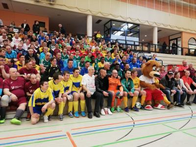 Gruppenbild // 4. Inklusionscup
