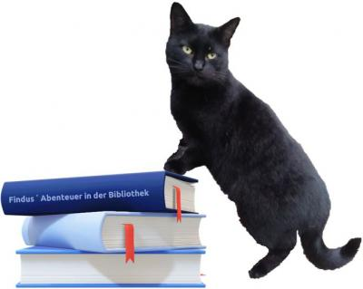 Darstellung von S. Fritz, Stadt Perleberg | Findus - die Bibliothekskatze