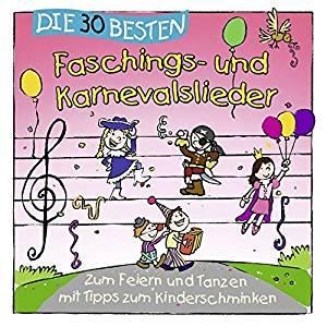 Vorschaubild zur Meldung: Faschingslieder für jecke Kids