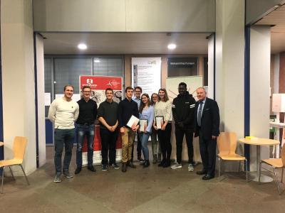 Stipendienvergabe Sportjugend im RegioSportBund Aachen