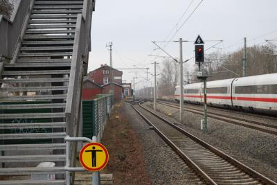 Bahnhof Buschow