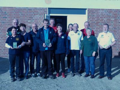 Vorschaubild zur Meldung: SV Astoria 90 zum zweiten Mal Meister der Verbandsliga Luftgewehr Auflage