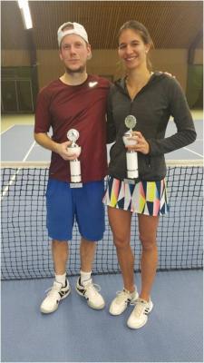 Janina Berres und Marco Lauderbach