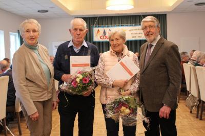 Foto zur Meldung: Die Seniorenunion Wiesharde hat ein buntes Programm vorgestellt
