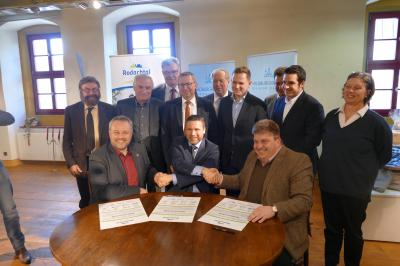 Vorschaubild zur Meldung: Neue Mitglieder in der Initiative Rodachtal