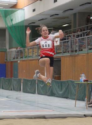 Foto zur Meldung: LG Erfolge bei den Bezirks-Hallenmeisterschaften 2019