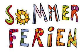 Sommerferienbeginn