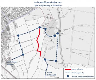 Foto zur Meldung: Wirtschaftsweg am Waldwiesengraben wird asphaltiert