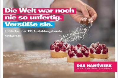 Foto zu Meldung: Neue Lohn- und Gehaltsempfehlung der Konditoren in Sachsen und Thüringen