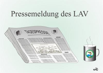 Pressemeldung des LAV Sachsen-Anhalt e.V.