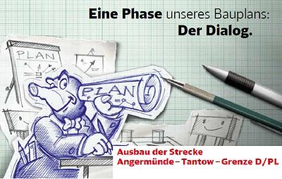 Vorschaubild zur Meldung: Planungsansätze der DB Netz AG
