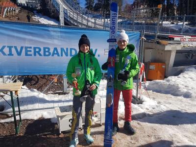 Foto zur Meldung: 1.Nordcup in Oberhof
